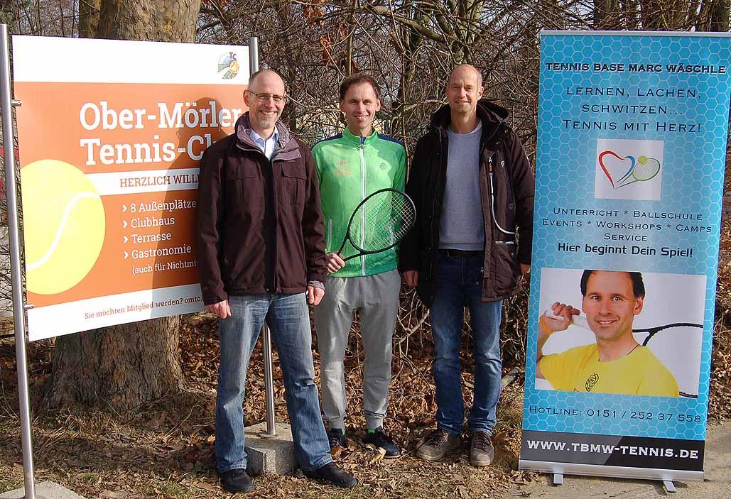 Marc Wäschle erweitert omtc-Trainingsangebot