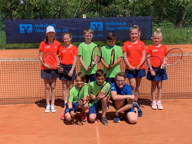 Junioren/-innen U12 gem.: omtc – TC Wölfersheim 2:4