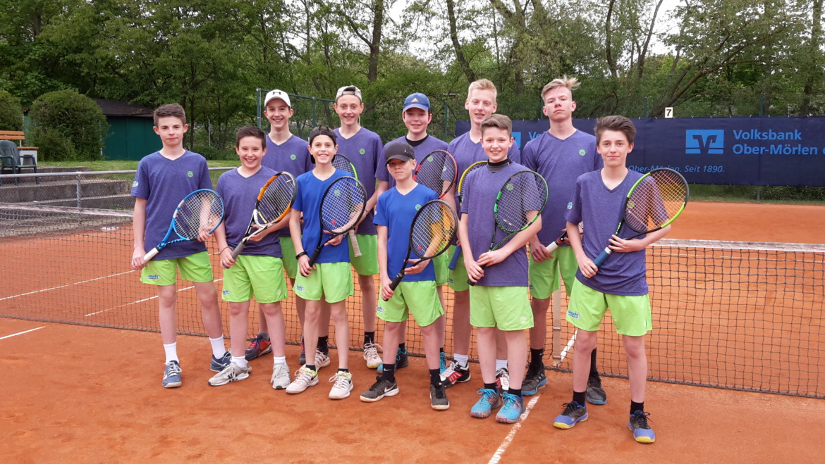 Junioren U18 II: omtc – Usinger TC 4:2