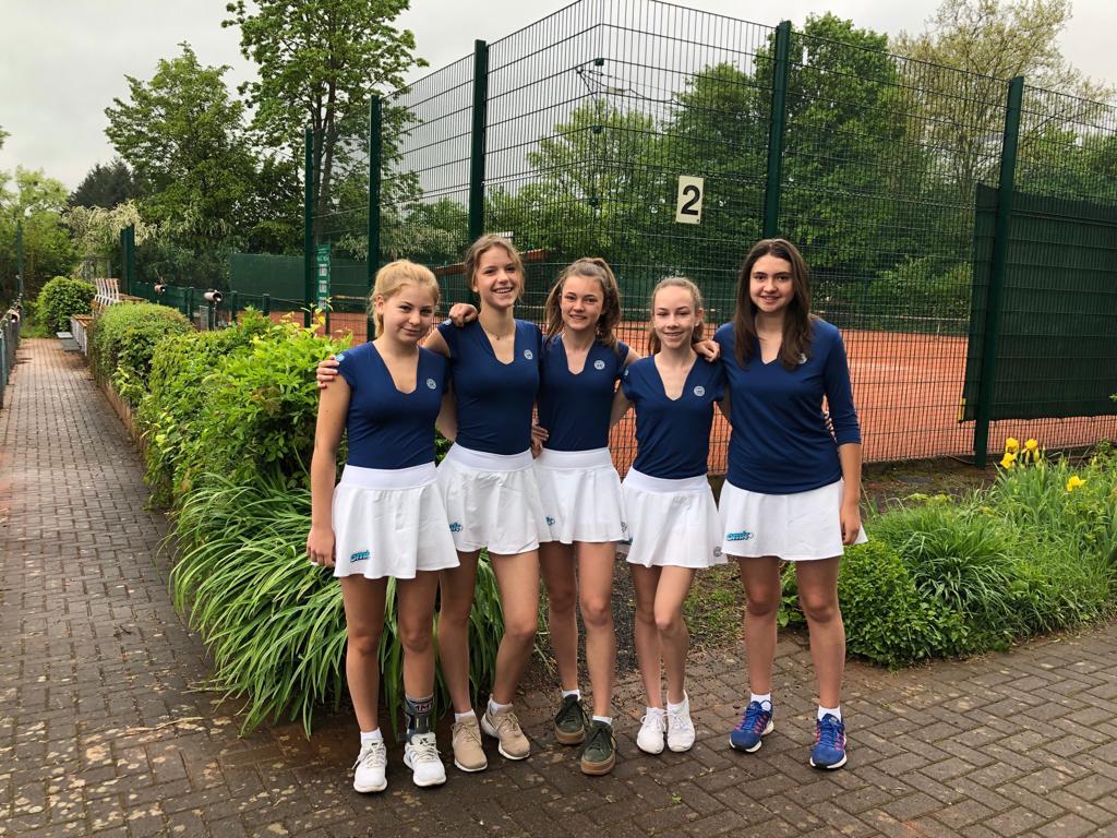 Juniorinnen U18: omtc – TC Seulberg 6:0