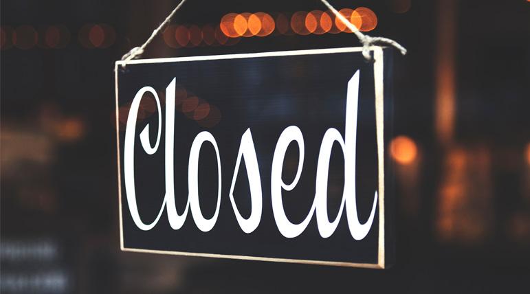 La Racchetta wegen Umbauarbeiten geschlossen