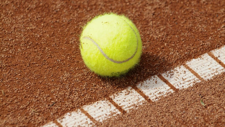 Tennisplätze sind ab heute geöffnet