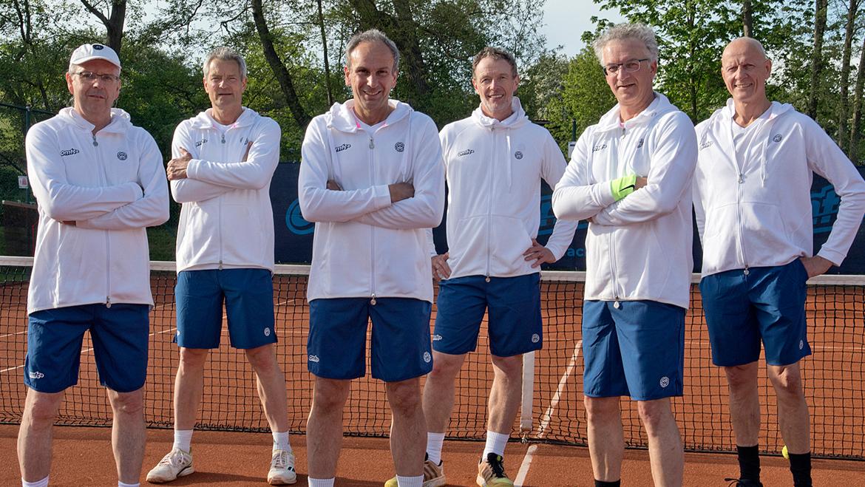 Forever young auf dem Tennisplatz